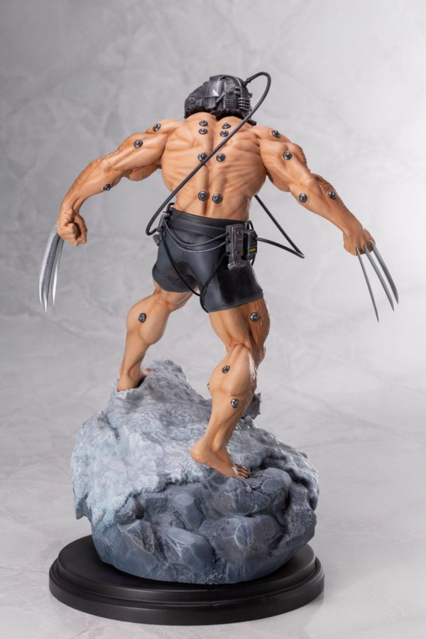 WEAPON X STATUE 1-6 MARVEL COMICS FINE ART KOTOBUKIYA 33 CM (5) 190526014671 kingdom-figurine.fr