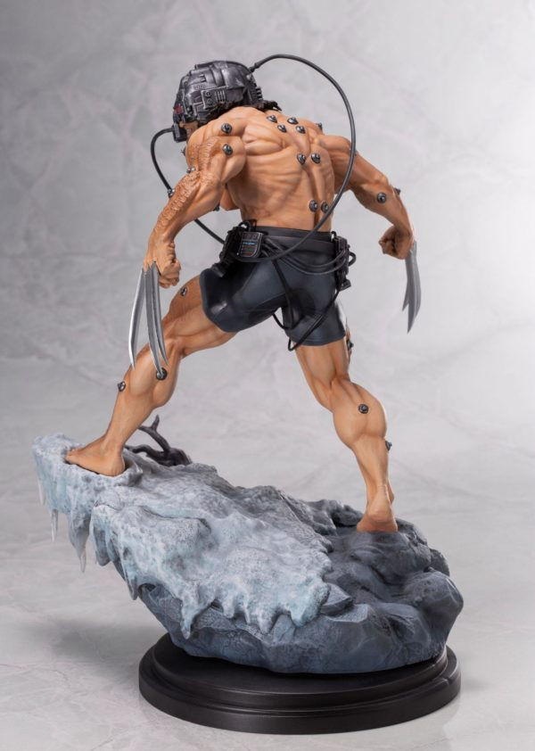 WEAPON X STATUE 1-6 MARVEL COMICS FINE ART KOTOBUKIYA 33 CM (6) 190526014671 kingdom-figurine.fr
