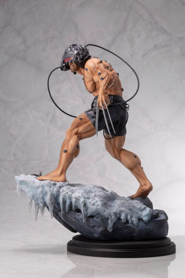 WEAPON X STATUE 1-6 MARVEL COMICS FINE ART KOTOBUKIYA 33 CM (7) 190526014671 kingdom-figurine.fr