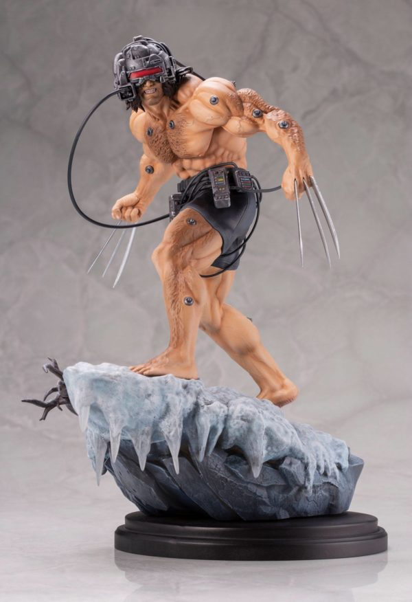 WEAPON X STATUE 1-6 MARVEL COMICS FINE ART KOTOBUKIYA 33 CM (8) 190526014671 kingdom-figurine.fr