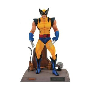 WOLVERINE FIGURINE MARVEL DIAMOND SELECT TOYS 18 CM (1) 699788108468 kingdom-figurine.fr