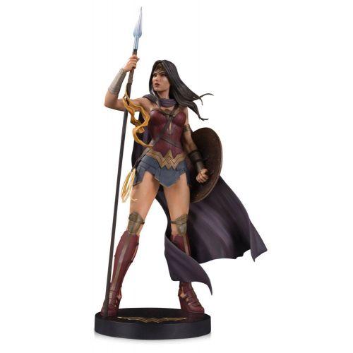 WONDER WOMAN BY JENNY FRISON STATUETTE DC DESIGNER SERIES DC COLLECTIBLES 39 CM (1) 761941356402 kingdom-figurine.fr