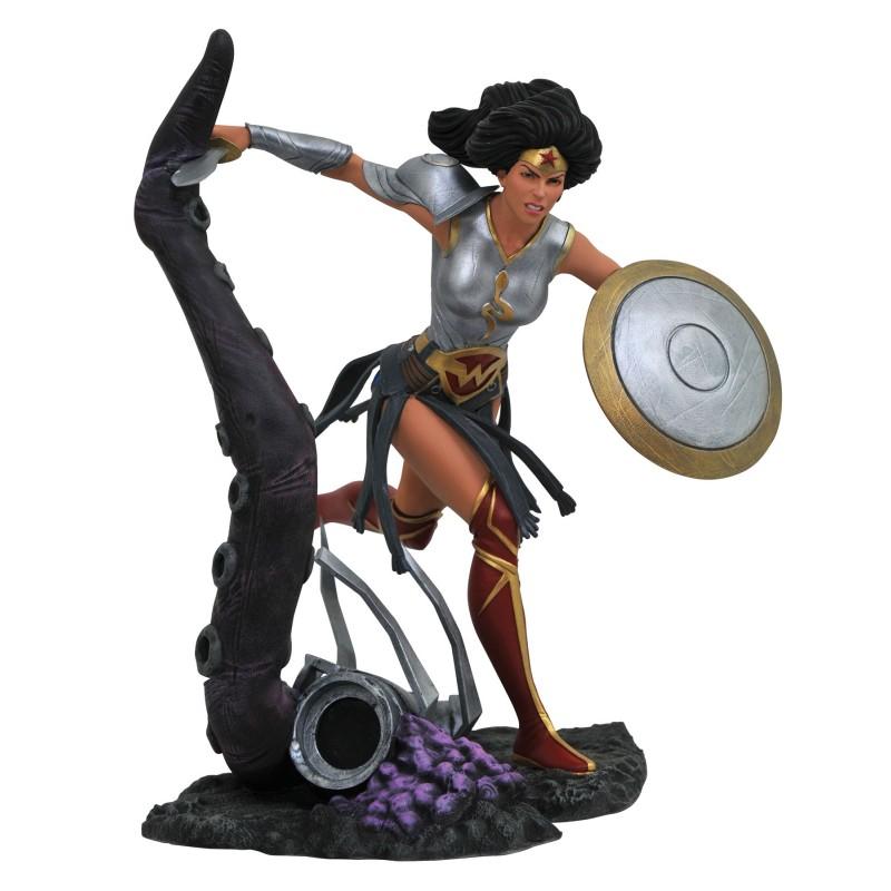 Statue de Wonder Woman par Diamond Select