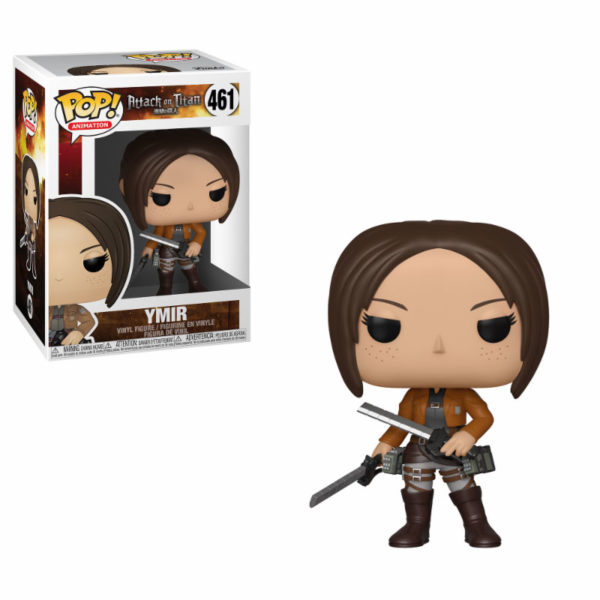 YMIR FIGURINE L'ATTAQUE DES TITANS POP ANIMATION 461 FUNKO 889698356770 kingdom-figurine.fr