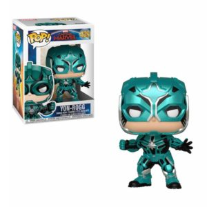 YON-ROGG FIGURINE CAPTAIN MARVEL POP 429 FUNKO 889698363525 kingdom-figurine.fr