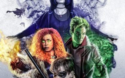 Titans : une série Netflix qui met à l'honneur de jeunes super-héros