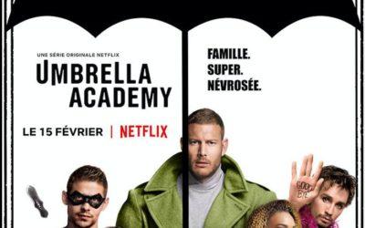 The Umbrella Academy à découvrir sur Netflix