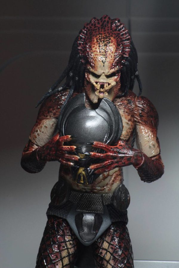 FUGITIVE PREDATOR LAB ESCAPE FIGURINE ULTIMATE PREDATOR 2018 NECA 20 CM (4) 634482515815 kingdom-figurine.fr