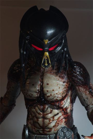 FUGITIVE PREDATOR LAB ESCAPE FIGURINE ULTIMATE PREDATOR 2018 NECA 20 CM (5) 634482515815 kingdom-figurine.fr