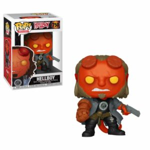 HELLBOY BRDP FIGURINE POP MOVIE 750 FUNKO 889698390798 kingdom-figurine.fr