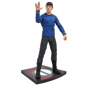 Mr. SPOCK FIGURINE STAR TREK INTO DARKNESS DIAMOND SELECT TOYS 18 CM (1) 699788831052 kingdom-figurine.fr