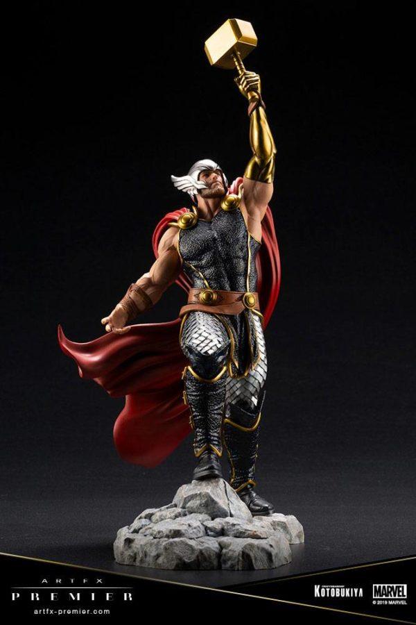 THOR ODINSON STATUE ARTFX PREMIER 1-10 MARVEL UNIVERSE KOTOBUKIYA 30 CM (4) 4934054008469 kingdom-figurine.fr