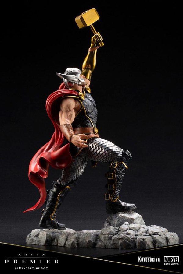 THOR ODINSON STATUE ARTFX PREMIER 1-10 MARVEL UNIVERSE KOTOBUKIYA 30 CM (6) 4934054008469 kingdom-figurine.fr