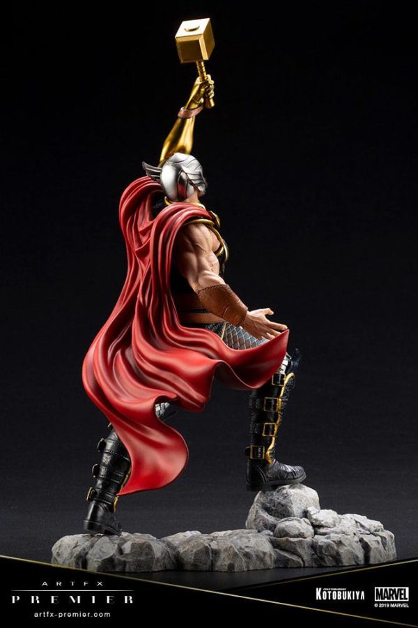 THOR ODINSON STATUE ARTFX PREMIER 1-10 MARVEL UNIVERSE KOTOBUKIYA 30 CM (7) 4934054008469 kingdom-figurine.fr
