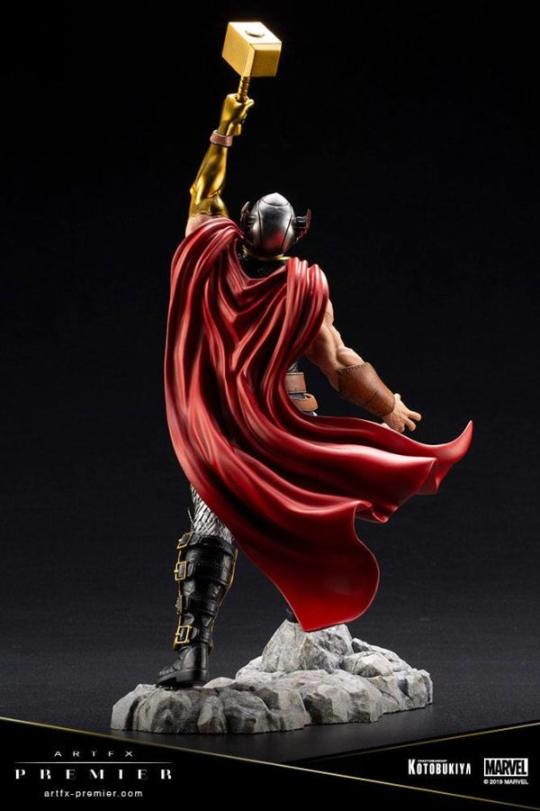 THOR ODINSON STATUE ARTFX PREMIER 1-10 MARVEL UNIVERSE KOTOBUKIYA 30 CM (8) 4934054008469 kingdom-figurine.fr