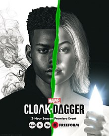 Cloak and Dagger Saison 2