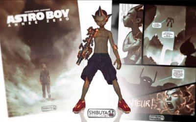 Astro Boy de retour en manga en juillet