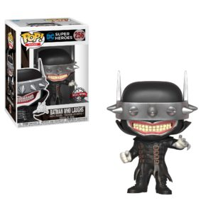 BATMAN WHO LAUGHS FIGURINE POP DC COMICS 256 SPECIAL EDITION FUNKO (1) 889698346986 kingdom-figurine.fr