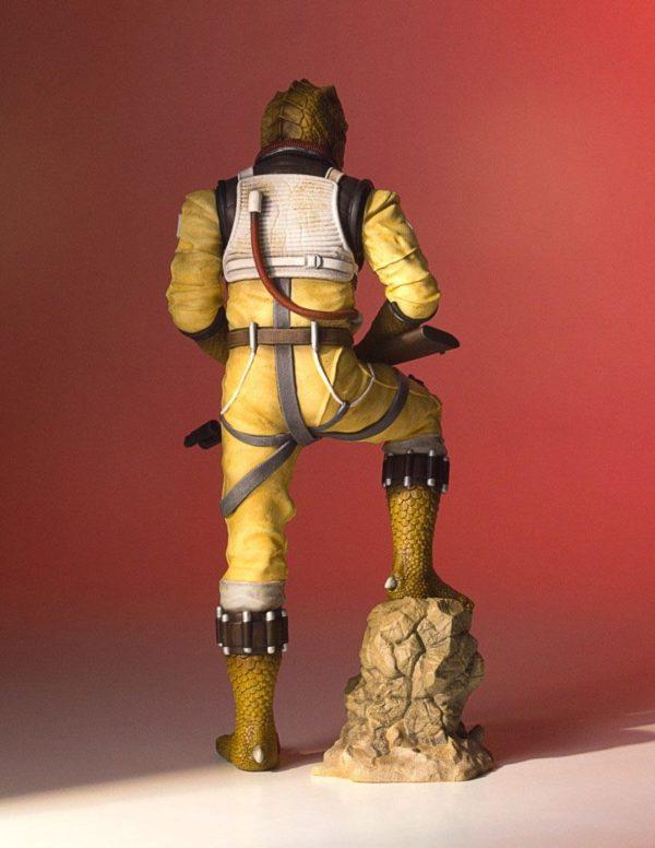 BOSKK STATUETTE 1-8 STAR WARS COLLECTORS GALLERY GENTLE GIANT 24 CM (6) 814176022588 KINGDOM-FIGURINE.FR