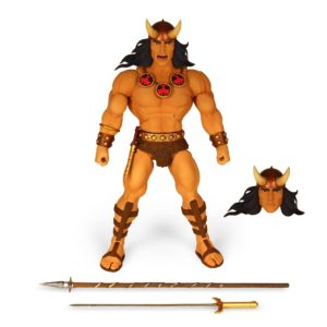 CONAN LE BARBARE DELUXE FIGURINE CONAN COMIC BOOK SUPER7 18 CM (1bis) SUP7-CTB-CBC kingdom-figurine.fr