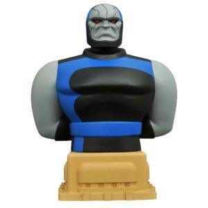 DARKSEID BUSTE SUPERMAN ANIMATED SERIES DIAMOND SELECT TOYS 15 CM (1) 699788182154 kingdom-figurine.fr