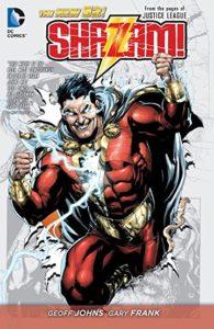 Shazam couverture DC