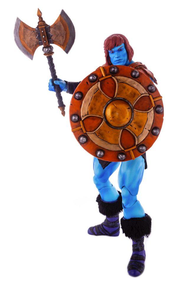 FAKER PREVIEWS EXLUSIVE FIGURINE 1-6 MASTERS OF THE UNIVERSE MONDO 30 CM (2) 850972006711 kingdom-figurine.fr