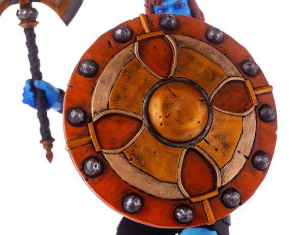 FAKER PREVIEWS EXLUSIVE FIGURINE 1-6 MASTERS OF THE UNIVERSE MONDO 30 CM (9) 850972006711 kingdom-figurine.fr
