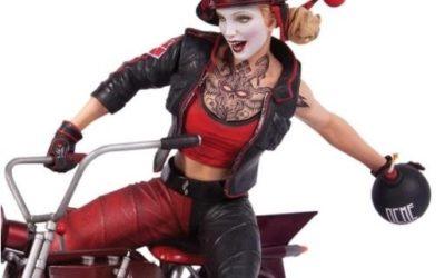 Des figurines Harley Quinn pas chères