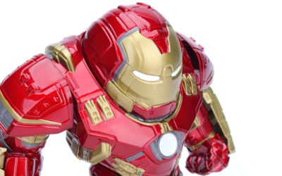 Iron Man : des figurines à moins de 60 euros !