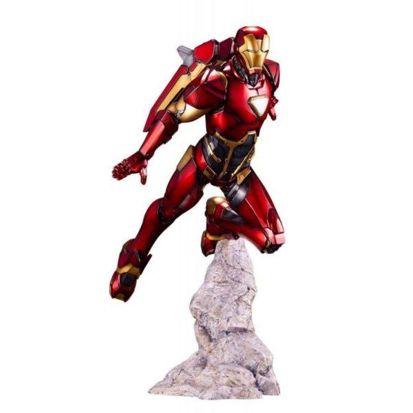 IRON MAN STATUETTE ARTFX PREMIER 1-10 MARVEL UNIVERSE KOTOBUKIYA 25 CM (1) 4934054009435 kingdom-figurine.fr