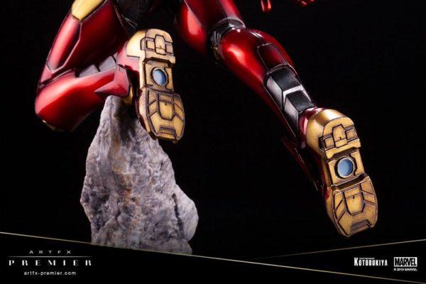 IRON MAN STATUETTE ARTFX PREMIER 1-10 MARVEL UNIVERSE KOTOBUKIYA 25 CM (13) 4934054009435 kingdom-figurine.fr