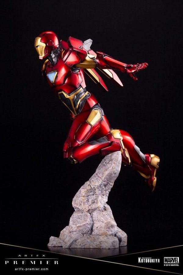 IRON MAN STATUETTE ARTFX PREMIER 1-10 MARVEL UNIVERSE KOTOBUKIYA 25 CM (6) 4934054009435 kingdom-figurine.fr