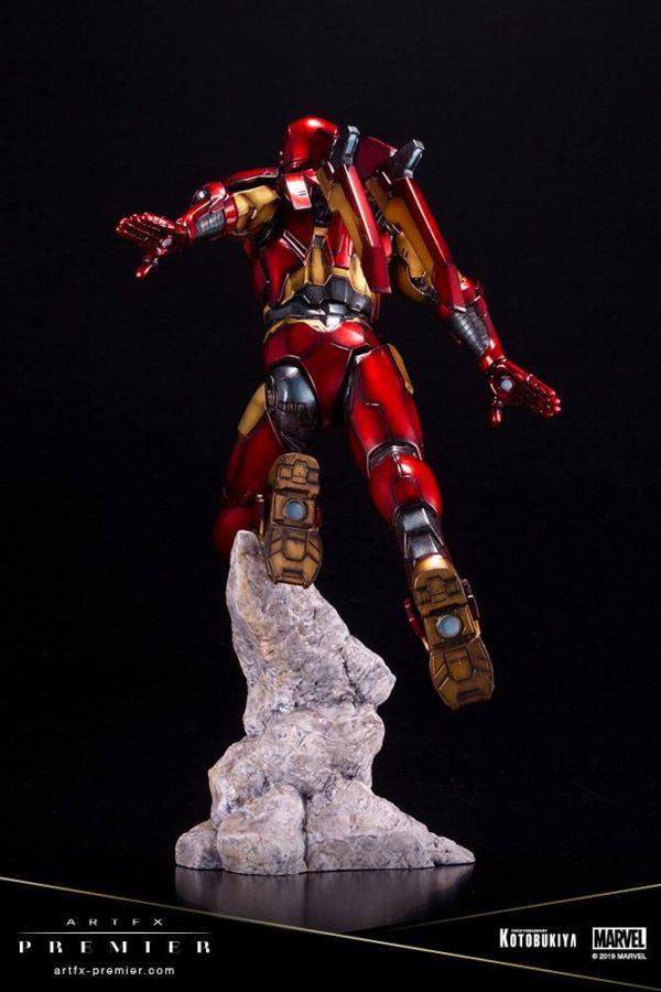 IRON MAN STATUETTE ARTFX PREMIER 1-10 MARVEL UNIVERSE KOTOBUKIYA 25 CM (8) 4934054009435 kingdom-figurine.fr