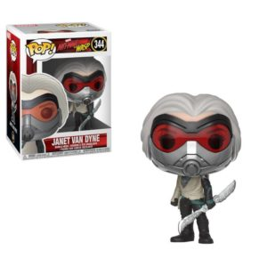 JANET VAN DYNE FIGURINE ANT-MAN & THE WASP MARVEL POP 344 FUNKO 889698307987 kingdom-figurine.fr