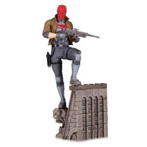 RED HOOD STATUE BAT-FAMILY (PARTIE 5 SUR 5) DC COLLECTIBLES 17 CM (1) 761941356488 kingdom-figurine.fr