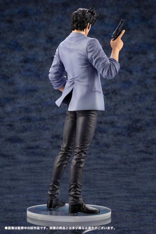 RYO SAEBA (NICKY LARSON) STATUE 1-8 ARTFXJ CITY HUNTER THE MOVIE KOTOBUKIYA 25 CM (5) 4934054007707 kingdom-figurine.fr