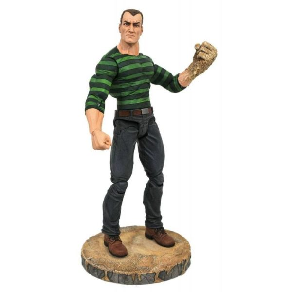 SANDMAN FIGURINE MARVEL DIAMOND SELECT TOYS 18 CM (1) 699788834725 kingdom-figurine.fr