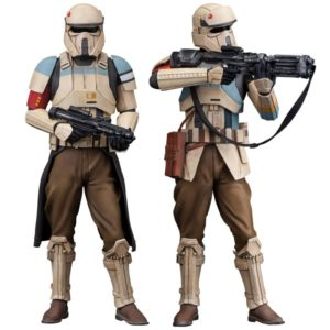 SCARIF STORMTROOPER PACK 2 STATUES ARTFX+ STAR WARS ROGUE ONE KOTOBUKIYA 18 CM (1) 4934054903221 KINGDOM-FIGURINE.FR