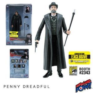 SIR MALCOLM MURRAY FIGURINE PENNY DREADFUL EXCLUSIVE SDDC 2015 BIG BANG POW ! 15 CM 840417102191 kingdom-figurine.fr