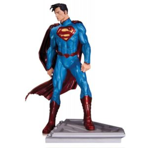 SUPERMAN THE MAN OF STEEL BY JOHN ROMITA STATUE DC COLLECTIBLES 18 CM (1) 761941330860 KINGDOM-FIGURINE.fr