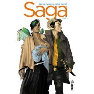 Couverture de Saga en 2012