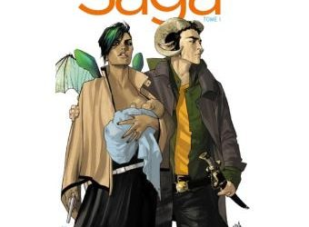 Science-fiction et fantaisie font bon ménage dans Saga