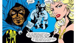 Cloak and Dagger version comics