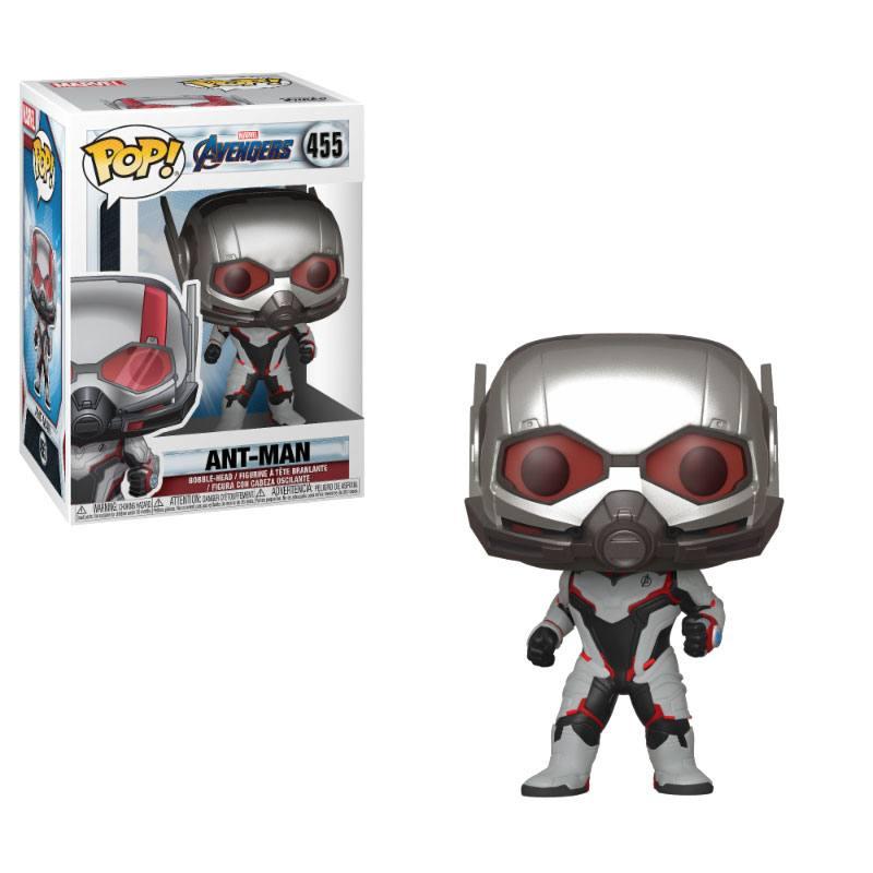 Pop Antman dans Avengers : Endgame