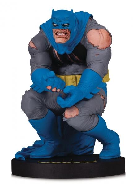 BATMAN BY FRANK MILLER STATUETTE DC DESIGNER SERIES DC COLLECTIBLES 20 CM 761941358321 kingdom-figurine.fr
