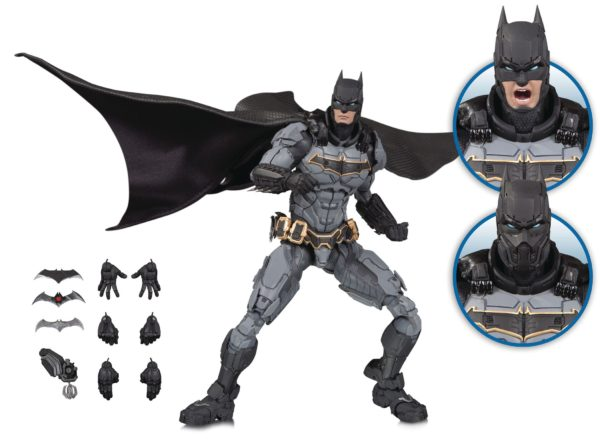 BATMAN FIGURINE DC PRIME DC COLLECTIBLES 23 CM (1bis) 761941356419 kingdom-figurine.fr