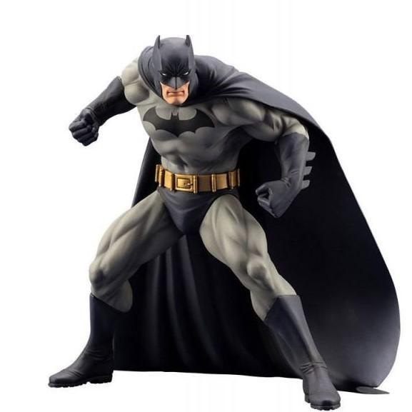 BATMAN HUSH STATUETTE ARTFX+ 1-10 DC COMICS KOTOBUKIYA 16 CM (1) 4934054013401 kingdom-figurine.fr