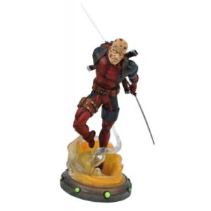 DEADPOOL UNMASKED STATUETTE MARVEL GALLERY DIAMOND SELECT TOYS 25 CM (1) 699788828861 kingdom-figurine.fr