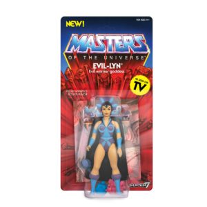 EVIL-LYN FIGURINE MASTERS OF THE UNIVERSE VINTAGE COLLECTION SERIES 4 SUPER7 14 CM (2) 811169038304 kingdom-figurine.fr